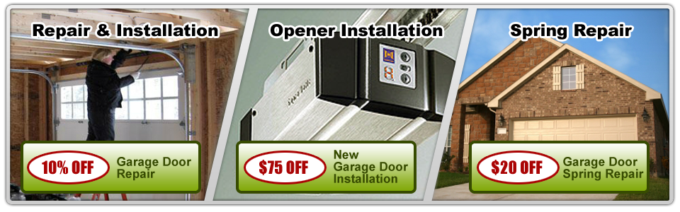 Garage Door Repair Peachtree City Services